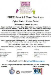 Parent and Carer Seminar